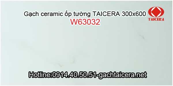 Gạch ceramicTAICERA ốp tường 30x60 W63032