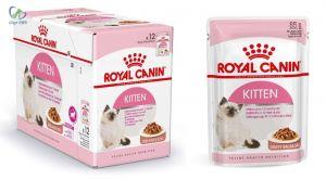 Pate Cho Mèo Con Royal Canin Kitten 85g