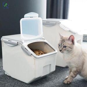 Thùng đựng hạt cho chó mèo chống ẩm mốc