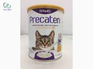 Sữa bột Precaten cho mèo 400g