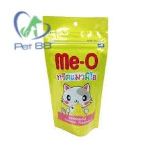 Bánh xương mèo MEO hương vị cá ngừ, gà và trứng 50g