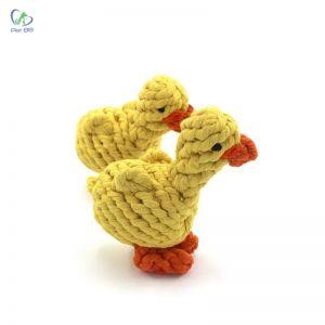 Đồ chơi gà bằng vải cho thú cưng