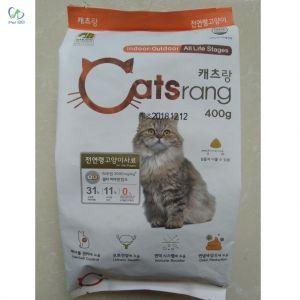 Thức ăn cho mèo Catsrang 400g