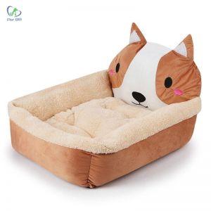 Đệm hình thú Kennel size L - hình mèo