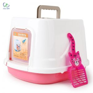 Nhà vệ sinh mèo Amoy Pipi( 47 * 39 * 33cm)