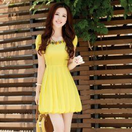 Váy vàng