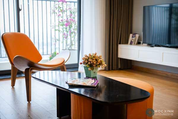 Thi công nội thất căn hộ chung cư Mr Tuấn Lotus Sài Đồng