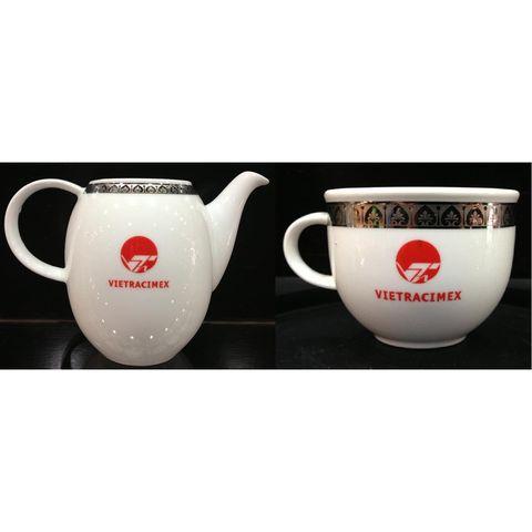 Bộ trà 0,8L Thiên Tuế