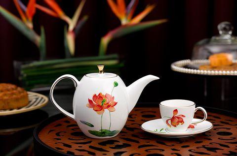 Bộ trà 0.47L Hương Sen