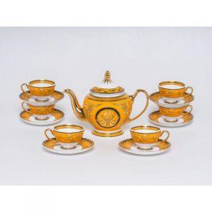 Bộ trà 0.8L - Hoàng cung - Hoàng Bào