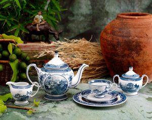 Bộ trà 1.3L - Hoàng cung - Hồn Việt