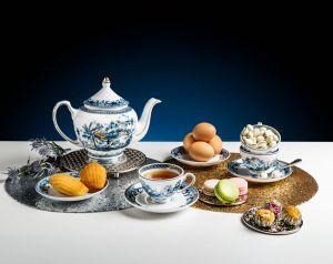 Bộ trà 0.8L - Hoàng cung - Hồn Quê Vàng