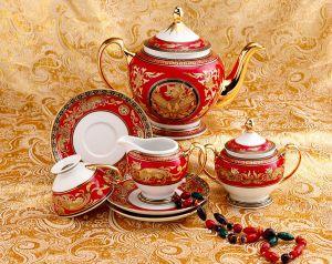Bộ trà 1.3L - Hoàng cung - Quốc Sắc
