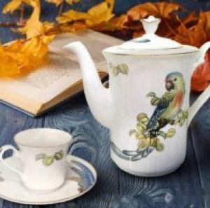 Bộ trà 0.8L - Tulip Ngà - Hoàng Yến