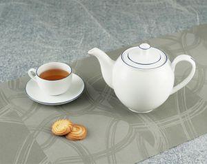 Bộ trà 0.5L - Camellia - Chỉ Xanh Dương