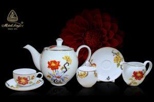 Bộ trà 1.1L - Camellia - Cát Tường