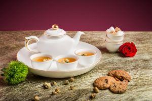 Bộ trà 0.3L - IFP - Chỉ Vàng