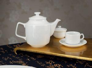 Bộ trà 1.1L - Jasmine - Trắng