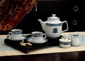 Bộ trà 1.1L - Jasmine - Phước Lộc Thọ