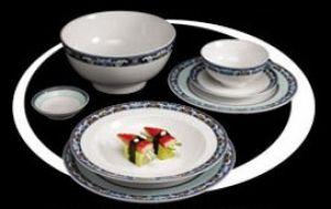 Bộ đồ ăn 10 người 35 sản phẩm - Jasmine - Phước Lộc Thọ