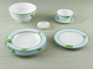 Bộ đồ ăn 10 người 35 sản phẩm - Jasmine - Tích Tuyết Thảo