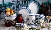 Bộ đồ ăn 10 người 35 sản phẩm - Jasmine - Chim Lạc
