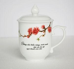 Ca trà 0.30L - Hoa Đào