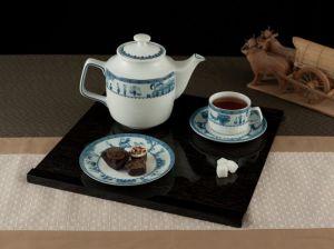 Bộ trà 0.7L - Jasmine - Thôn Dã