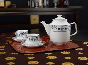 Bộ trà 1.1L - Jasmine - Tứ Quý