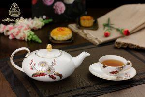 Bộ trà 0.47L Thiên Kim