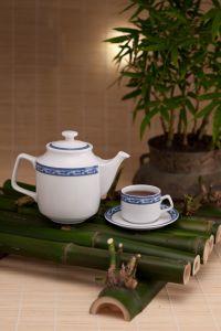 Bộ trà 1.1L - Jasmine - Chim Lạc