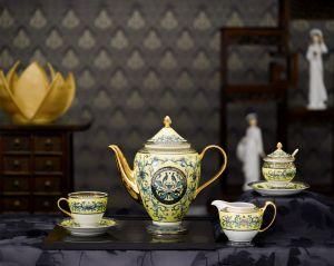 Bộ cà phê 1.5L - Hoàng Cung - Hoàng Liên