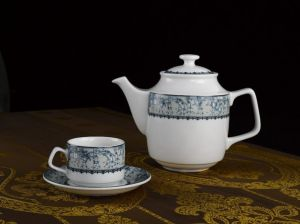Bộ trà 1.1L - Jasmine - Vinh Quy Nhạt