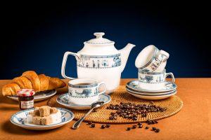 Bộ trà 1.1L - Jasmine - Thôn Dã