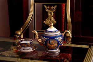 Bộ trà 1.3L - Hoàng cung - Cẩm Tú