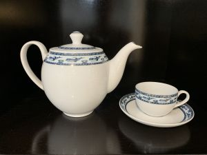 Bộ trà 0.8L - Chim Lạc