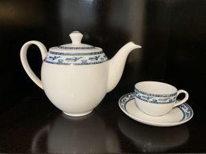 Bộ trà 0.8L - Chim Lạc Vàng