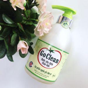 NƯỚC RỬA CHÉN THẢO MỘC GO CLEAN