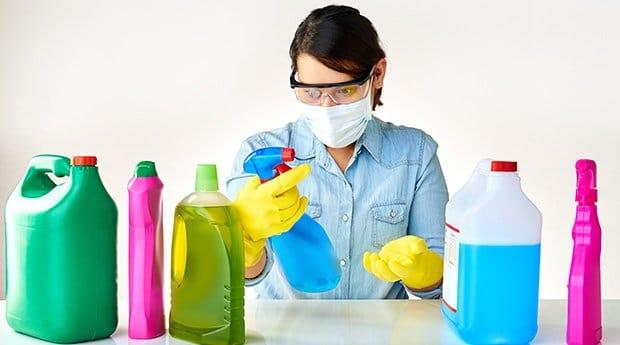Ảnh hưởng của hóa chất đối với con người