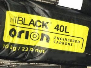 Than đen carbon black 40L