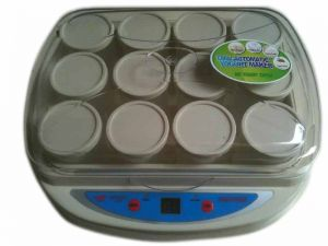 Máy làm sữa chua Thai Lan Misushita  12 coc thuy tinh