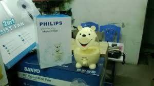 Máy phun sương tăng độ ẩm Philip
