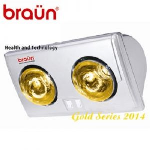 Đèn sưởi  Braun BU02-G