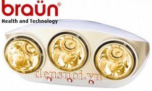 Đèn sưởi Braun BU03-G