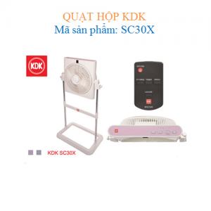 Quat hop KDK SC30X