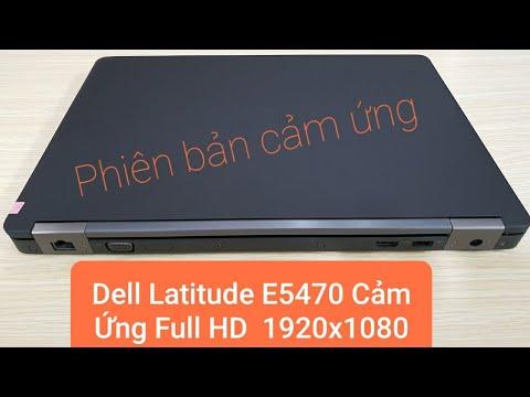 #Laptop #Dell #Latitude #E5470 Core i5 Cảm Ứng Đa Điểm