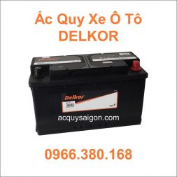 Danh mục ắc quy ô tô Delkor
