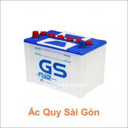 Ắc quy nước GS 12V 80Ah 95D31R