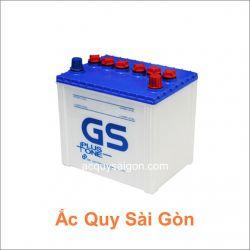 Ắc quy nước GS 12V 60Ah 55D23L