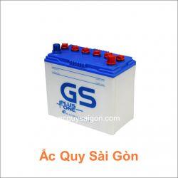 Ắc quy nước GS 12V 45Ah NS60L